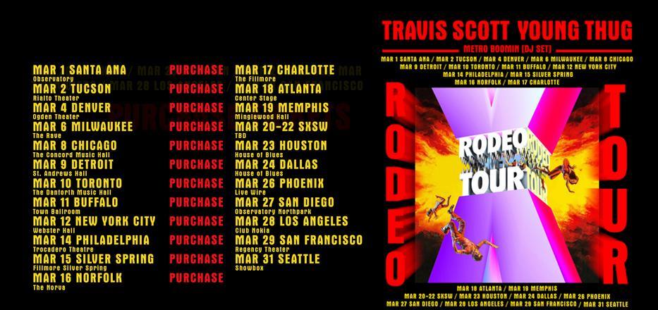 Tha Tour Part  Billboard