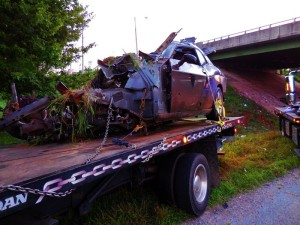 Car fatal