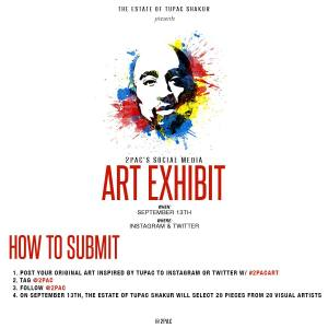 2pac art exhibit