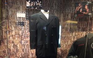 Tupac exhibit