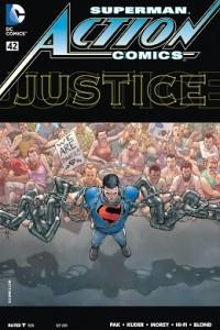 Action Comics V2 -1