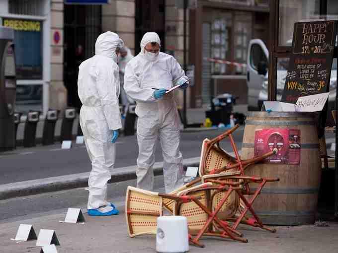 paris attacks terrorists target france