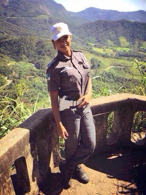 Brazilian officer