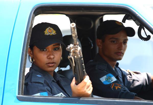 brazilian police nudes