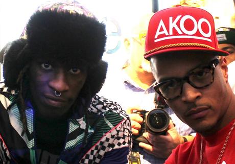 Young thug T.I.