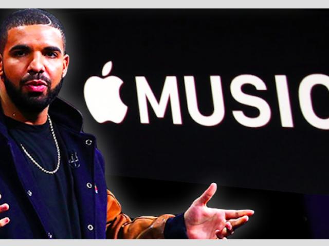 Drake-Apple-Music