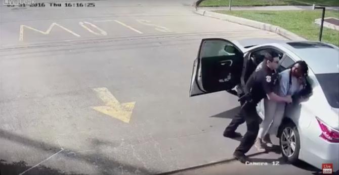 Police Brutally