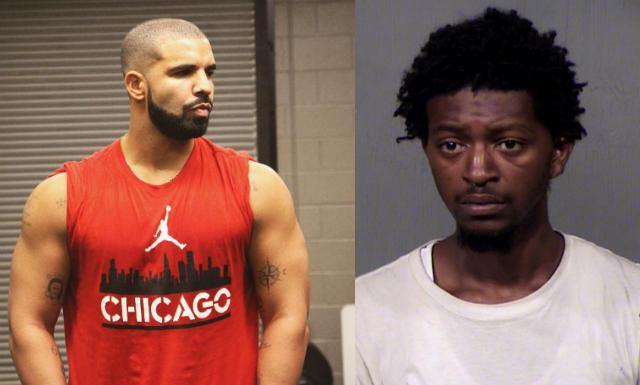 Drake's robbery suspect